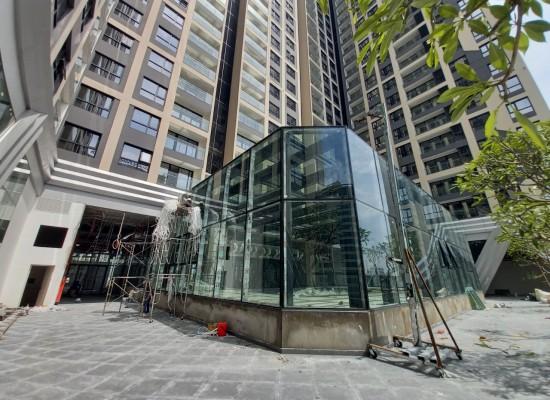 >Nhà kính 2 tầng đẹp nhất 2018 được nhiều chủ đầu tư yêu thích